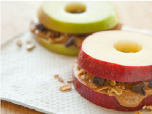 HEALTHY, HELPFUL SNACK TIPS FOR KIDS