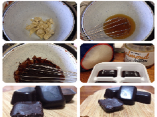 MAKE YOUR OWN CHOCOLATES