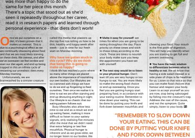 DIETS DON'T WORK! They only make us feel worse about ourselves!    MUNCHWIZE DIETITIANS CAPE TOWN