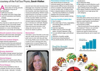 How you can really boost your immune system?    MUNCHWIZE DIETITIANS CAPE TOWN