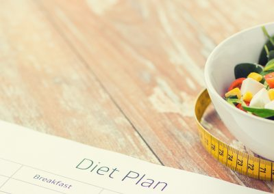 PERSONALISED EATING PLAN CONSULTATION