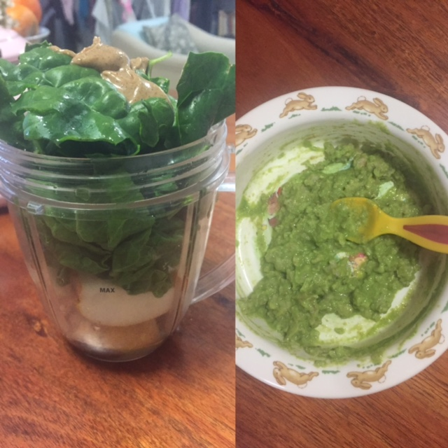 THE GREEN IRON MONSTER | MUNCHWIZE DIETITIANS CAPE TOWN
